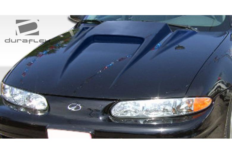 2000 Oldsmobile Alero Duraflex Spyder 3 Hood