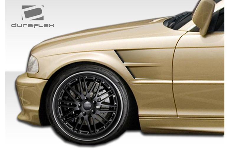 2000 BMW 3-Series Duraflex Executive Fender
