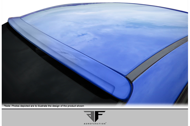 2003 BMW M-Series Aero Function AF-1 Spoiler