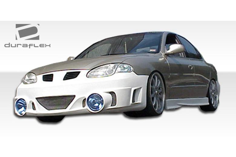 1999 Hyundai Elantra Duraflex Evo 2 Bumper (Front)
