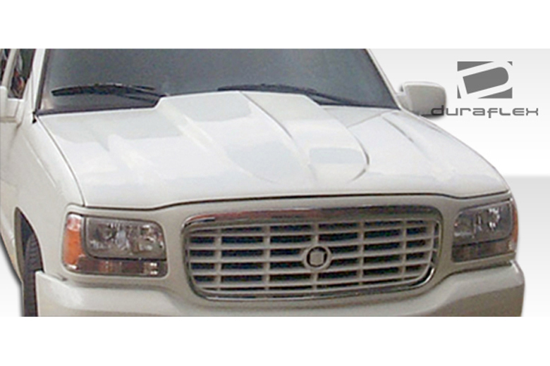 2001 Cadillac Escalade Duraflex Cowl Hood