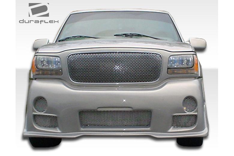 2001 Cadillac Escalade Duraflex Platinum Bumper (Front)
