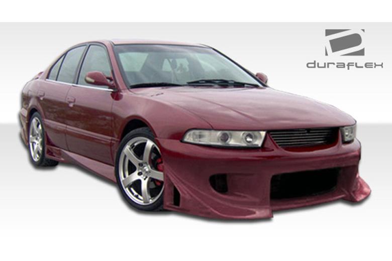 duraflex174 mitsubishi galant 19992003 blits body kit