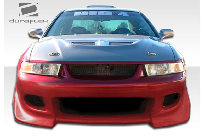 2001 Mitsubishi Galant Duraflex Blits Bumper (Front)