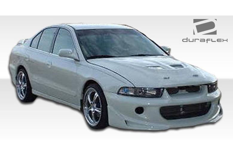 2001 Mitsubishi Galant Duraflex Cyber 2 Body Kit