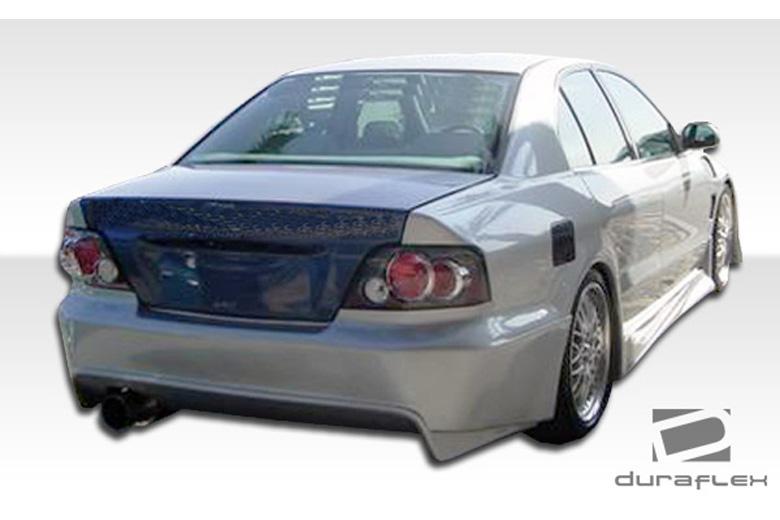 2001 Mitsubishi Galant Duraflex Cyber 2 Bumper (Rear)