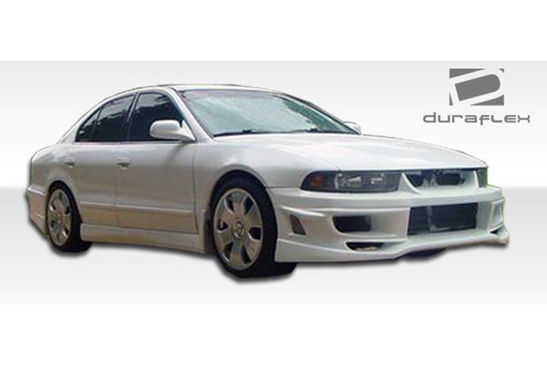 2001 Mitsubishi Galant Duraflex Cyber Body Kit