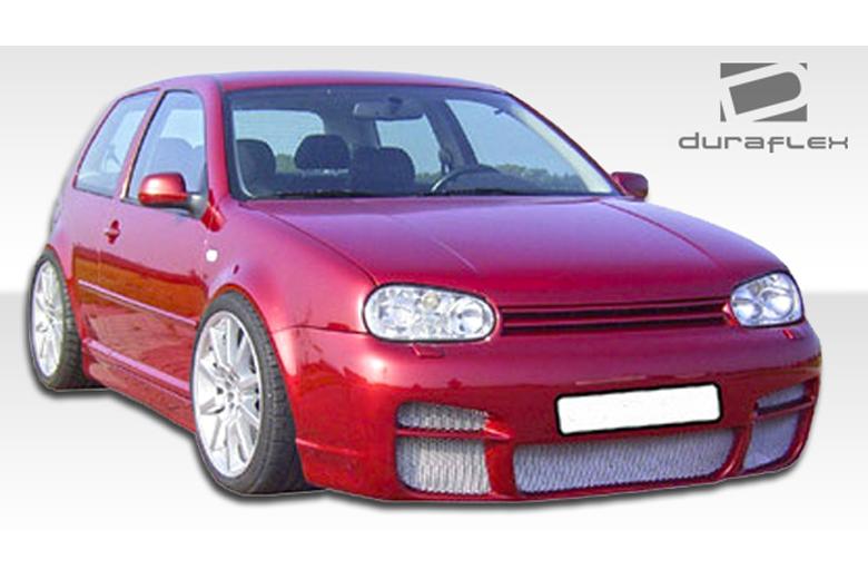 2003 Volkswagen Golf Duraflex Cayenne Body Kit