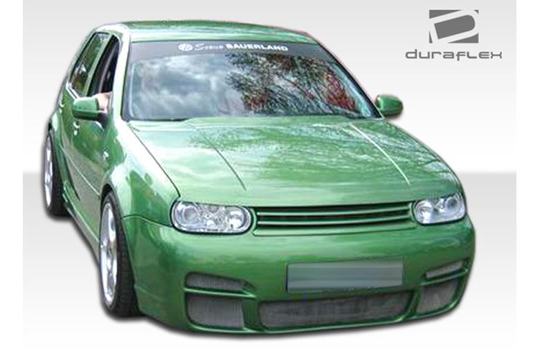 2000 Volkswagen Golf Duraflex Cayenne Bumper (Front)