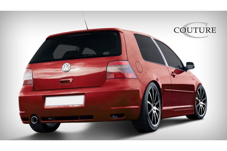 2000 Volkswagen Golf Couture R32 Bumper (Rear)