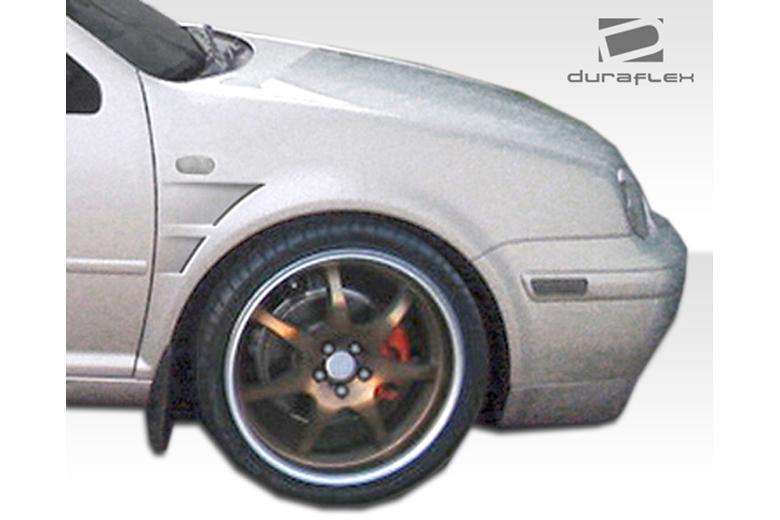 2000 Volkswagen Golf Duraflex GT Concept Fender