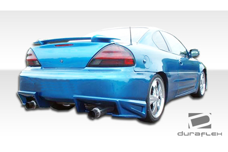 2004 Pontiac Grand Am Duraflex Bomber Bumper (Rear)