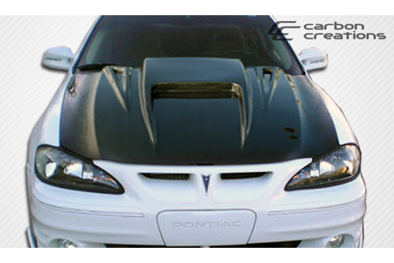 2004 Pontiac Grand Am Carbon Creations Spyder 3 Hood
