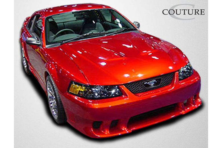 2003 Ford Mustang Couture Colt Bumper (Front)