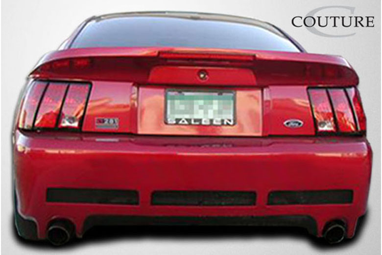 2004 Ford Mustang Couture Colt Bumper (Rear)