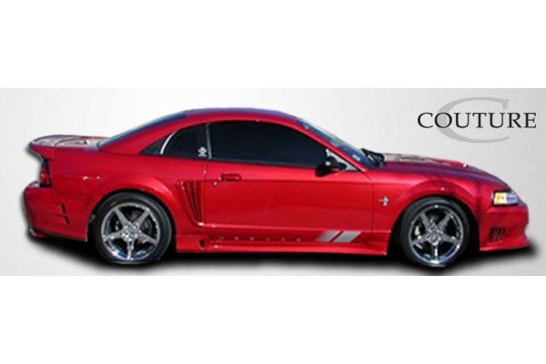 2003 Ford Mustang Couture Colt Sideskirts