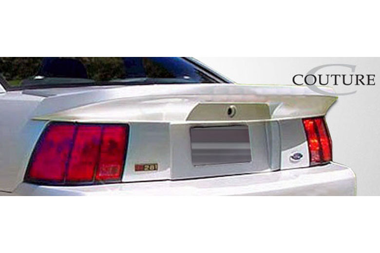 2003 Ford Mustang Couture Colt Spoiler
