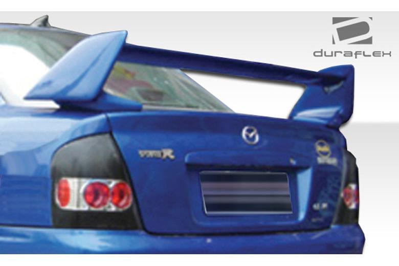 2001 Mazda Protege Duraflex Elixir Spoiler