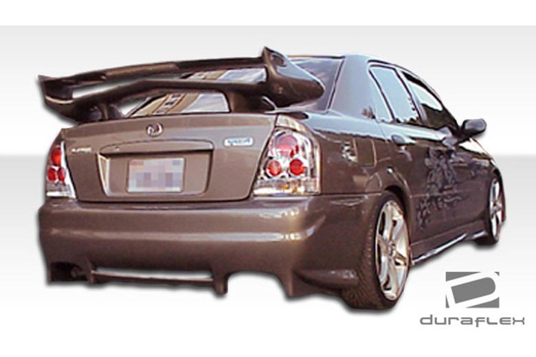 2001 Mazda Protege Duraflex Evo 2 Bumper (Rear)