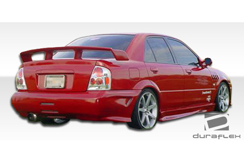 2001 Mazda Protege Duraflex M3 Look Sideskirts