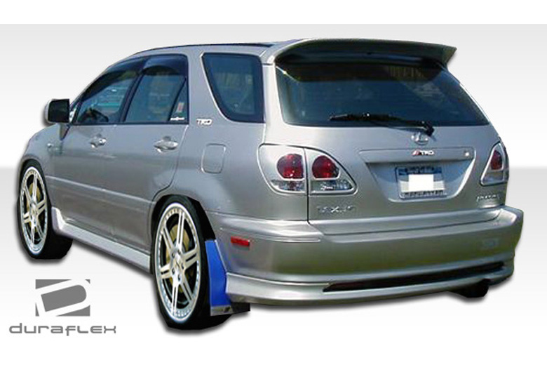 2001 Lexus RX Duraflex TD3000 Rear Lip (Add On)