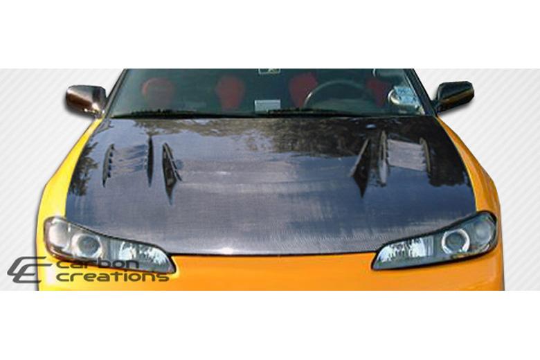 1999 Nissan 240SX Carbon Creations H-Sport Hood