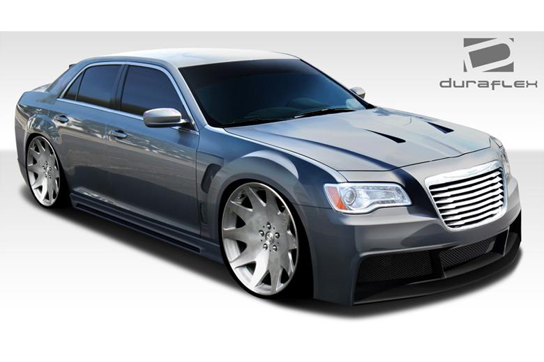 2012 Chrysler 300 Duraflex Brizio Body Kit