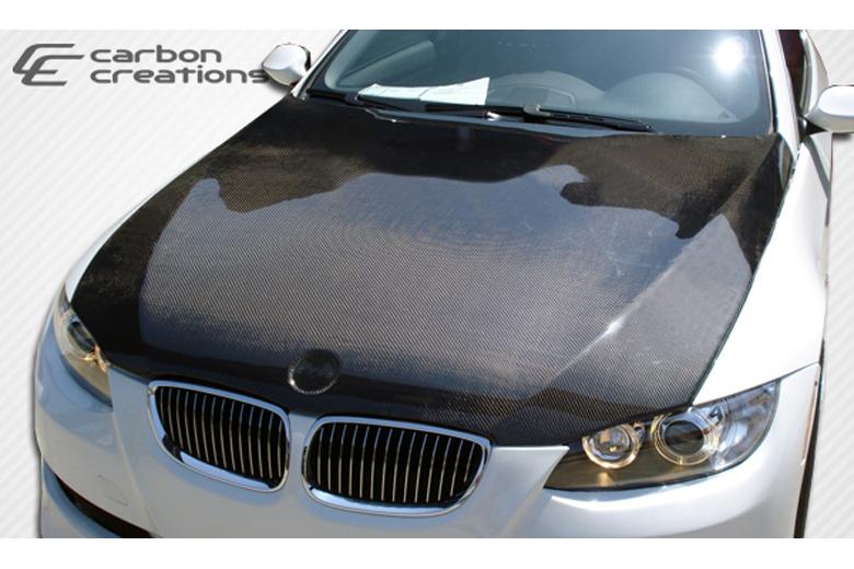 2007 BMW 3-Series Carbon Creations Hood