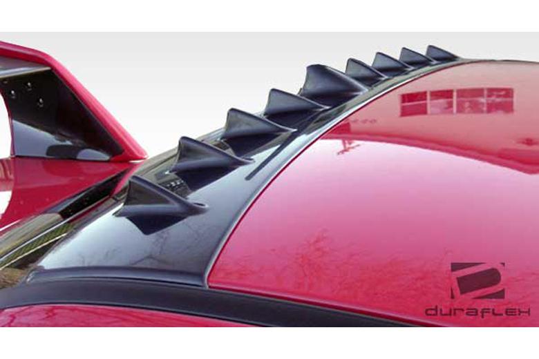 2011 Mazda RX-8 Duraflex V-Spec Spoiler