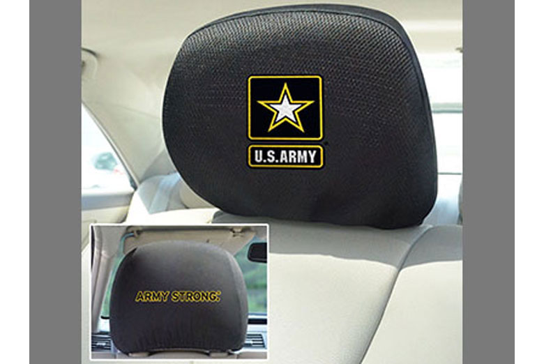 Military Head Rest Covers