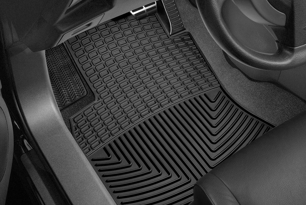 2008 Mitsubishi Evolution Floor Mats