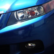 Acura TSX Fog Light Protection Film Application
