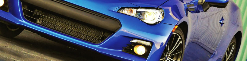 Subaru BRZ Fog Light Protection Covers