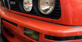 BMW M3 Smoke Fog Lights