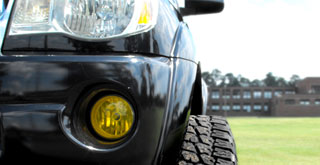 Toyota 4Runner Yellow Fog Lights