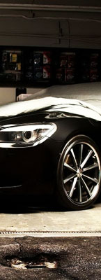 BMW Garage Protection Systems