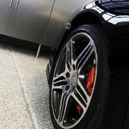 Porsche Parking Accessories