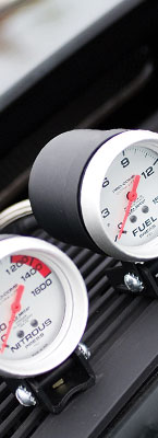 Dodge Nitrous Gauges