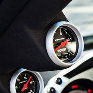 Turbo Boost Gauge Meters