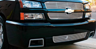 2002 Nissan Frontier Replacement Grilles