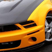 Ford Mustang Headlight Protector Kits