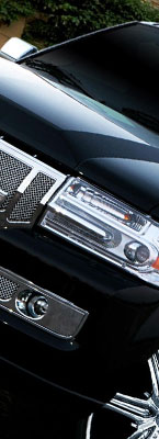 Lincoln Navigator Headlight Protection Film