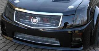Cadillac CTS Headlight Film