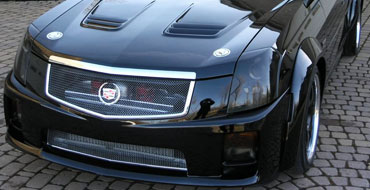 Cadillac Black Out Headlight Kits