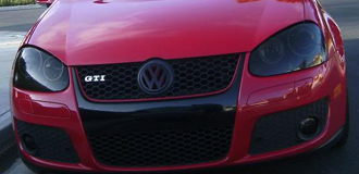 GTI Smoked Headlight