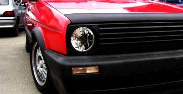 BMW Carbon Fiber hood Bra