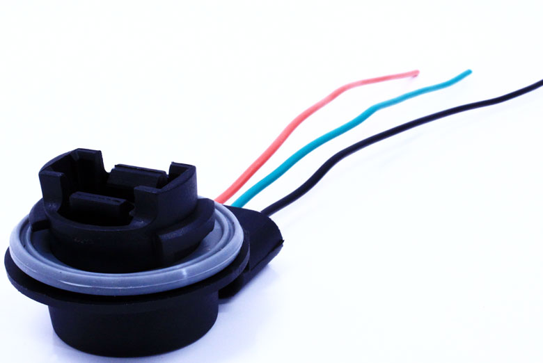 2007 Ford Edge Light Bulb Wire Harness