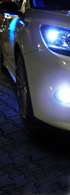 Mazda LED Fog Lights