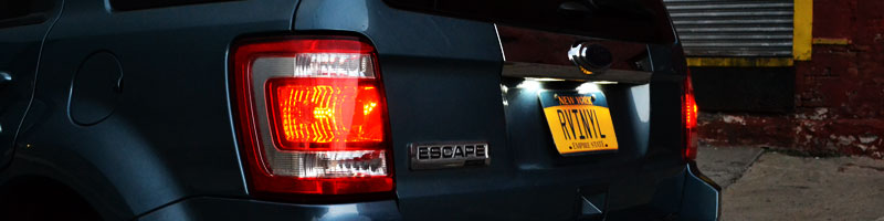 Nissan LED Brake Lights