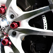Mazda Customized Lug Nuts